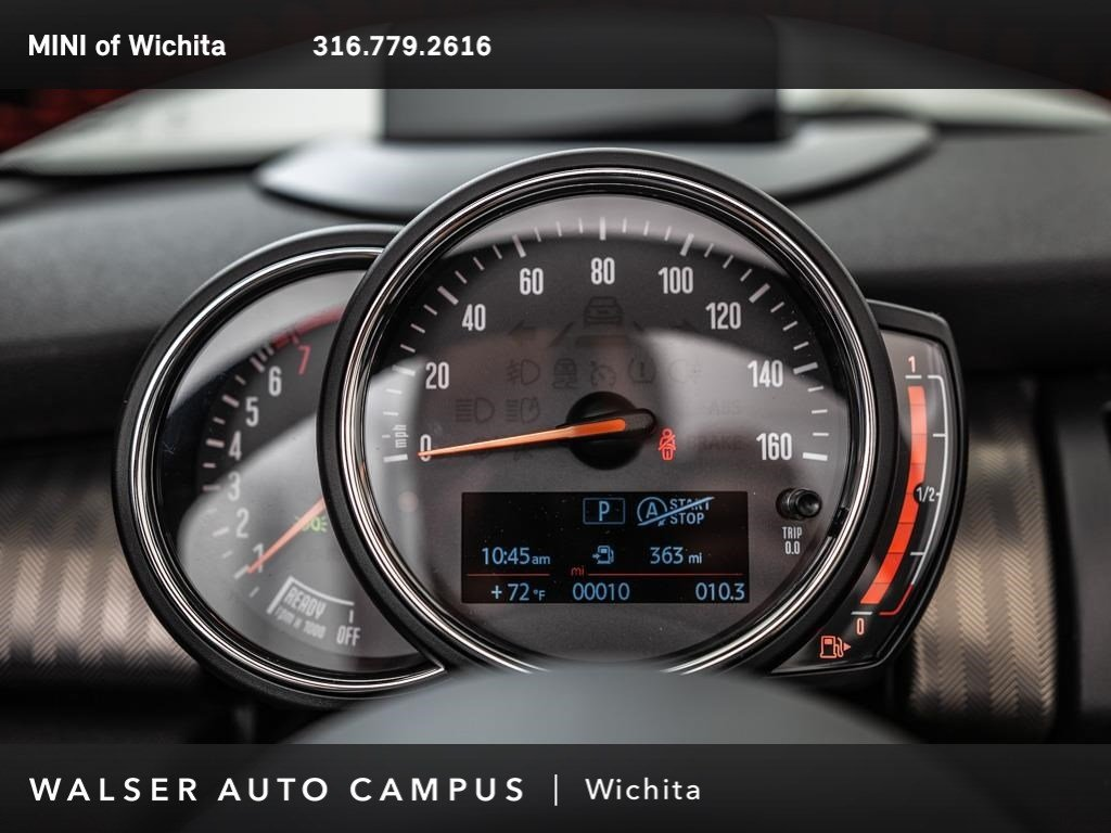 New 2019 Mini Convertible Cooper S In Wichita 53aa989n Tachometer Wiring Diagram Of