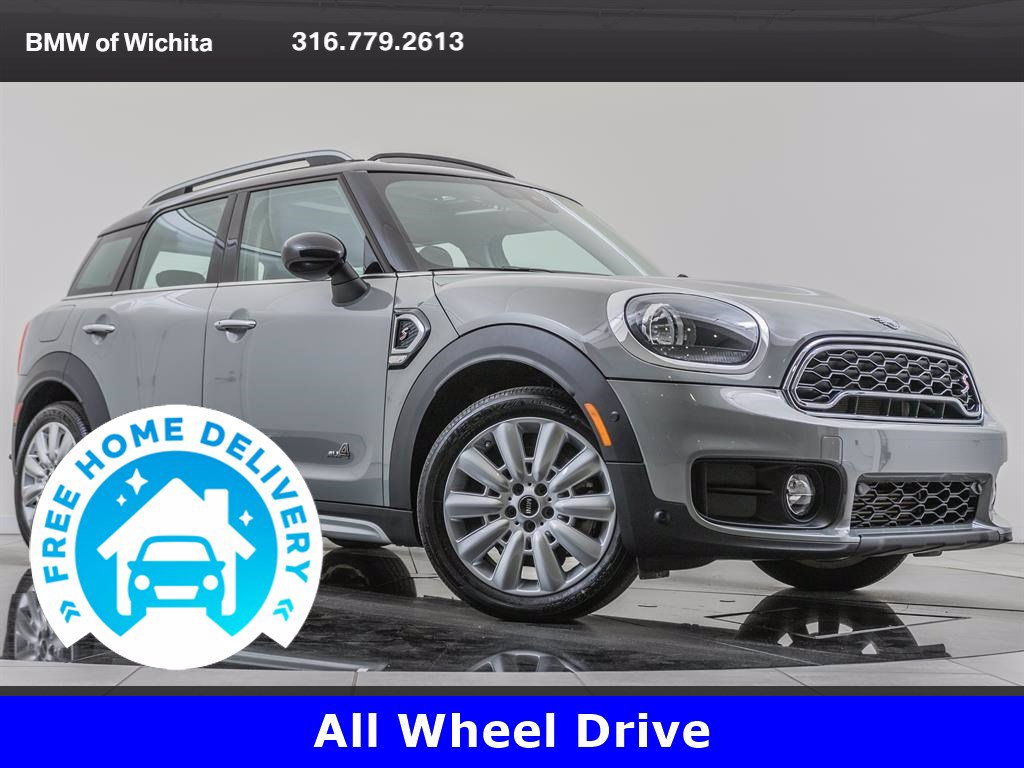 Pre-Owned 2019 MINI Cooper S ALL4 Countryman Signature