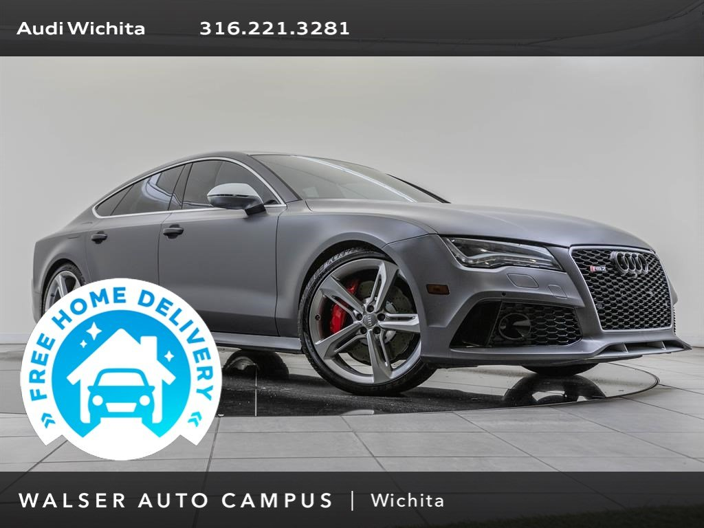 Pre-Owned 2014 Audi RS 7 Prestige, Driver Assistance Package