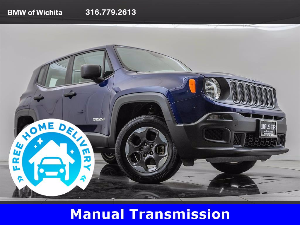 Pre-Owned 2016 Jeep Renegade Power & Air Package