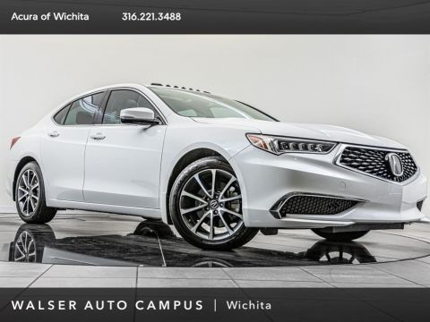 Pre-Owned 2018 Acura TLX Local 1-Owner