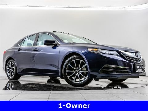 Pre-Owned 2016 Acura TLX Tech Package