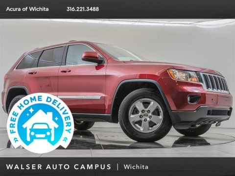 Pre-Owned 2012 Jeep Grand Cherokee Security & Convenience Package