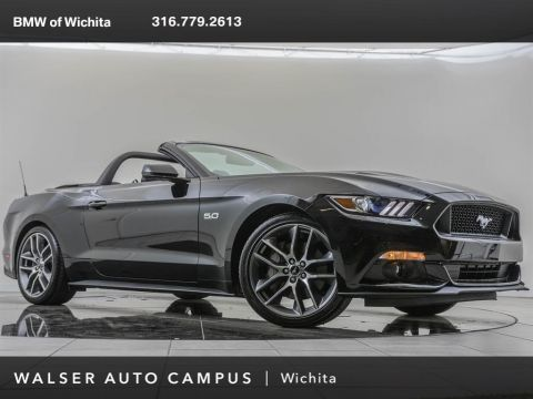 Pre-Owned 2017 Ford Mustang Navigation, Equipment Group 401A