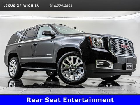 Pre-Owned 2017 GMC Yukon Denali, Open Road Package