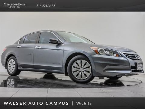 Pre-Owned 2012 Honda Accord Sdn