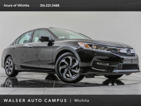 Pre-Owned 2016 Honda Accord Sedan