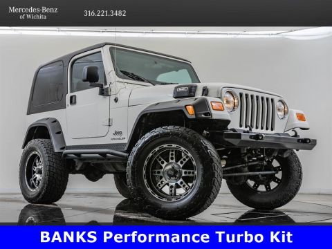 Pre-Owned 2005 Jeep Wrangler