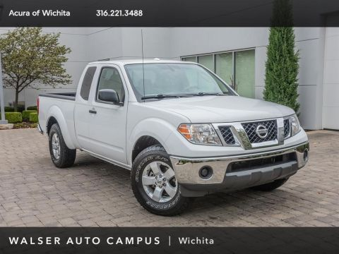 Pre-Owned 2011 Nissan Frontier Local Car