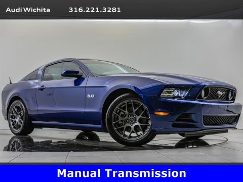 Pre-Owned 2014 Ford Mustang GT, Manual Transmission