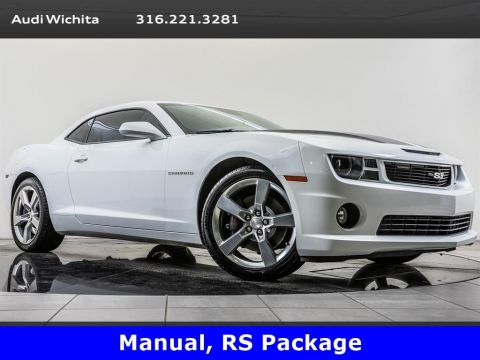 Pre-Owned 2010 Chevrolet Camaro 2SS, 6-Speed Man Tran, 20 Pol Whls, BT, Bos Acstc