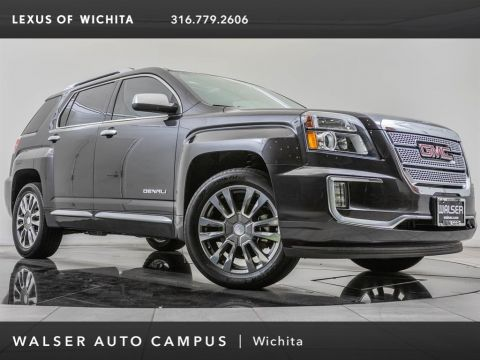 Pre-Owned 2016 GMC Terrain Denali, Navigation