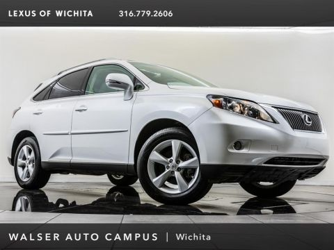 Pre-Owned 2011 Lexus RX 350 Premium Package