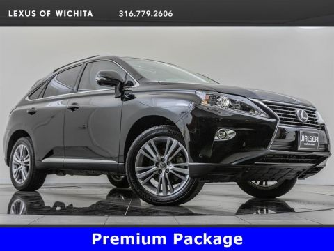Pre-Owned 2015 Lexus RX 350 Navigation, Premium Package, Factory Wheel Upgrade