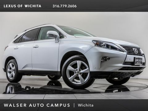 Pre-Owned 2015 Lexus RX 350 AWD, Navigation