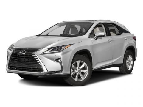 Pre-Owned 2016 Lexus RX 350 NAVI BSM PARK AS