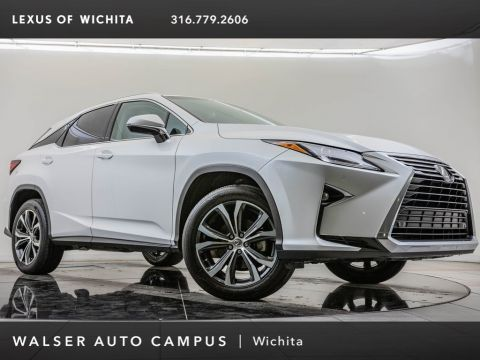 Pre-Owned 2016 Lexus RX 350 Premium Package