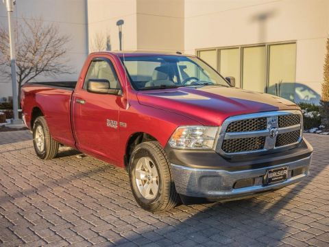 Pre-Owned 2013 Ram 1500 Exterior Appearance & Popular Equipment Packages