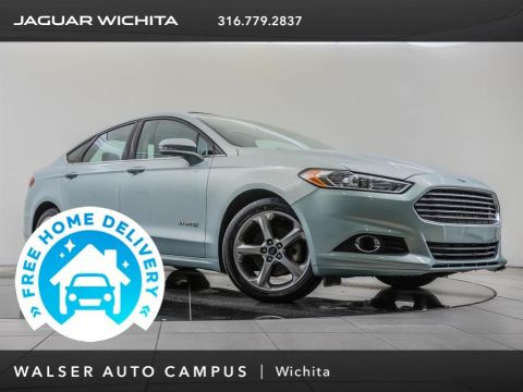 Pre-Owned 2014 Ford Fusion Equipment Group 501A