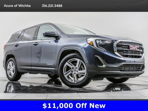 Pre-Owned 2018 GMC Terrain SLE, Rear View Camera, Bluetooth, Android Auto
