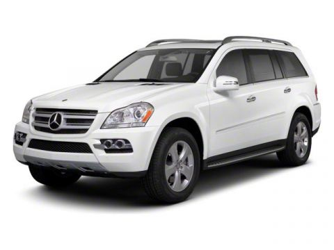 Pre-Owned 2010 Mercedes-Benz GL-Class