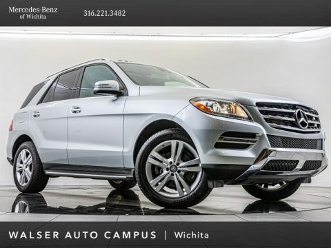 Pre-Owned 2013 Mercedes-Benz M-Class