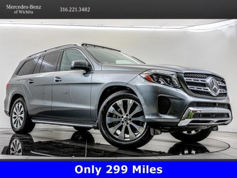 Pre-Owned 2018 Mercedes-Benz GLS GLS 450 4MATIC®, Fully Optioned Build