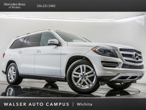 Pre-Owned 2015 Mercedes-Benz GL-Class GL 450 4MATIC®, Local 1-Owner