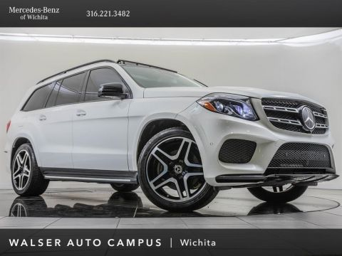 Pre-Owned 2018 Mercedes-Benz GLS GLS 550 4MATIC®, Driver Assistance Package