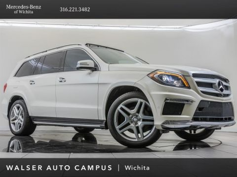 Pre-Owned 2014 Mercedes-Benz GL-Class GL550 4MATIC®, designo Package