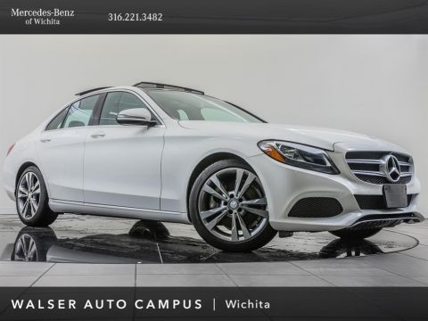 Pre-Owned 2017 Mercedes-Benz C-Class C 300, Factory Wheel Upgrade
