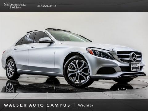 Pre-Owned 2015 Mercedes-Benz C-Class C 300 Sport 4MATIC®, Premium 1 Pkg