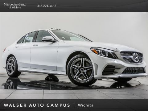 Pre-Owned 2019 Mercedes-Benz C-Class C300 4MATIC® SDN