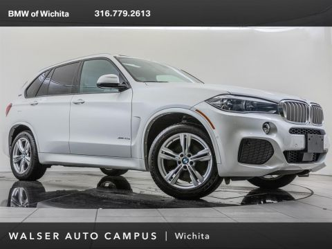 Pre-Owned 2018 BMW X5 xDrive40e iPerformance, M Sport, Executive Package