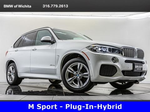 Pre-Owned 2017 BMW X5 xDrive40e iPerformance, M Sport