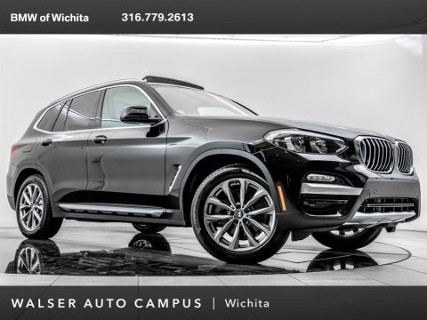 Pre-Owned 2019 BMW X3 Driving Assistance Package