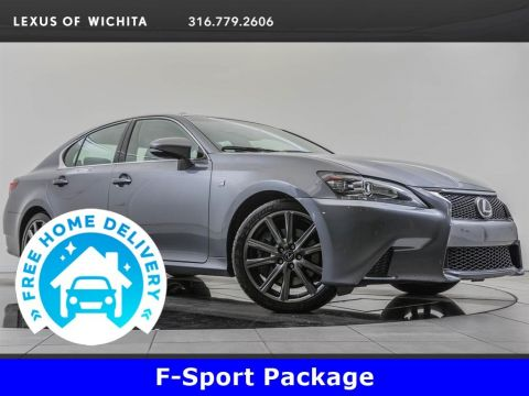 Pre-Owned 2014 Lexus GS 350 Navigation, F-Sport Package