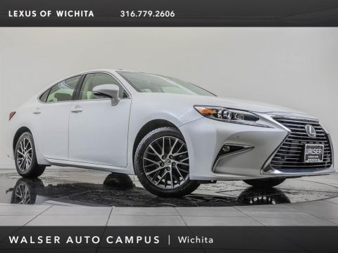 Pre-Owned 2017 Lexus ES 350 Navigation, Premium Package