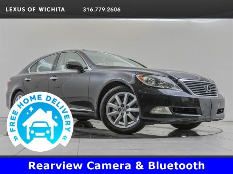 Pre-Owned 2007 Lexus LS 460 Navigation, Comfort & Preferred Accessory Packages