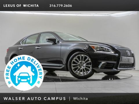 Pre-Owned 2016 Lexus LS 460 Comfort Package