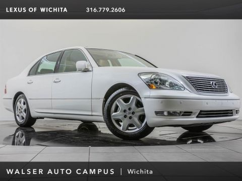 Pre-Owned 2005 Lexus LS 430 Premium Package, Local