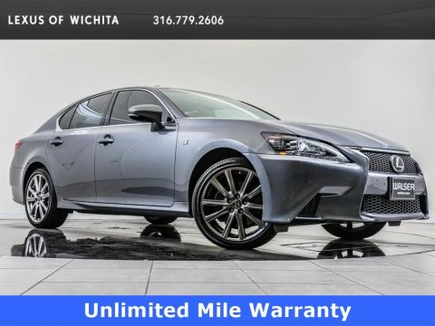 Pre-Owned 2015 Lexus GS 350 AWD, F-Sport, Navigation
