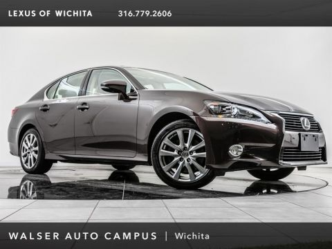 Pre-Owned 2015 Lexus GS 350 AWD, Navigation, Blind Spot Monitor