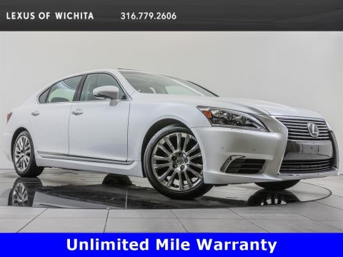 Pre-Owned 2016 Lexus LS 460 L, Navigation, Factory Wheel Upgrade