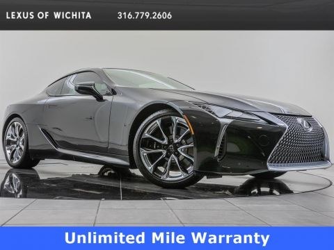 Pre-Owned 2018 Lexus LC Factory Wheel Upgrade, Sport Package