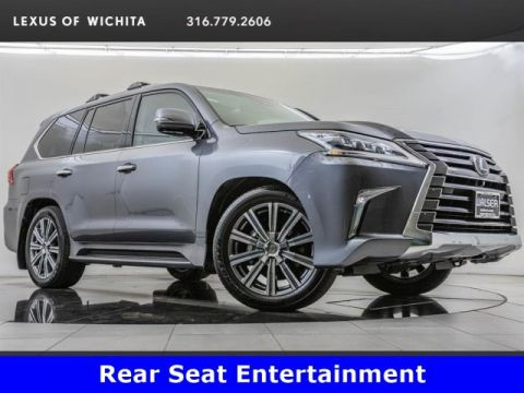 Pre-Owned 2016 Lexus LX 570 Navigation, Rear Seat Entertainment