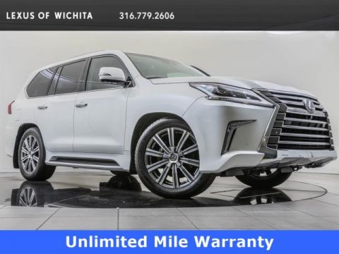 Pre-Owned 2017 Lexus LX 570, Luxury Package, Navigation, Upgraded Wheels