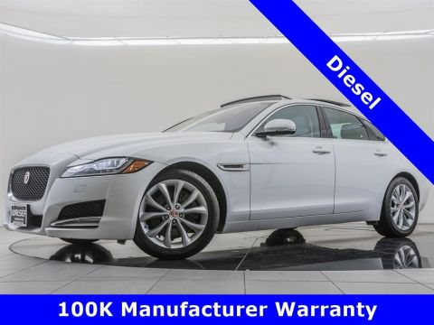 Pre-Owned 2017 Jaguar XF Vision Assist Package