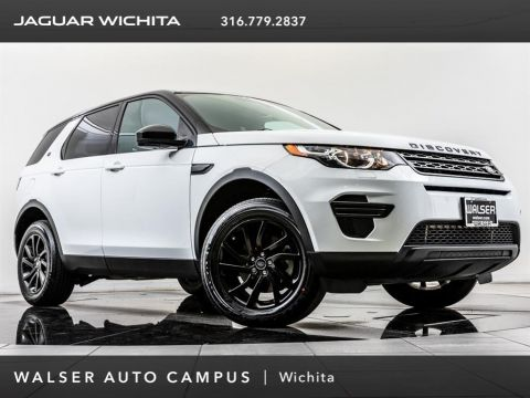 Pre-Owned 2016 Land Rover Discovery Sport SE, Black Design Package, 18-inch Black Wheels