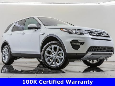 Pre-Owned 2019 Land Rover Discovery Sport HSE, Factory Wheel Upgrade